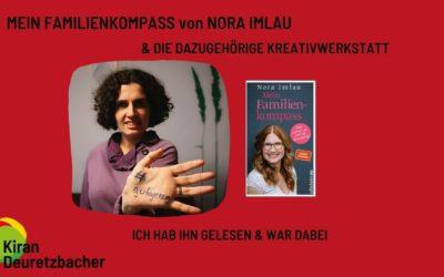 """""""Mein Familienkompass"""" von Nora Imlau und die dazugehörige Kreativwerkstatt"""