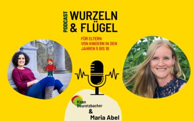 Folge 1 Interview mit Maria Abel