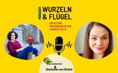 Folge 19 Übergänge als Chance – Interview mit Stefanie von Brück