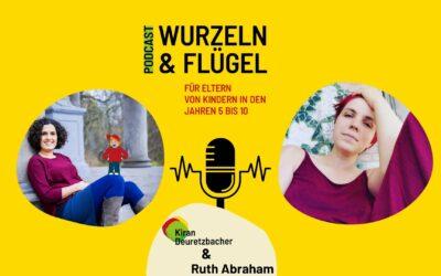 Folge 21 Geschwisterstreit genießen – Interview mit Ruth Abraham