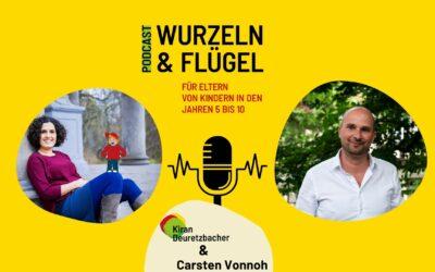Folge 23 Väter in Verantwortung – Interview mit Carsten Vonnoh