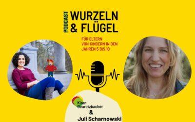 Folge 24 Nicht die Nerven verlieren – Interview mit Juli Scharnowski