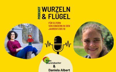 Folge 25 Unperfekt, aber echt – Gespräch mit Daniela Albert