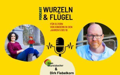 Folge 26 Jungs in den Jahren 5-10 bindungsstark begleiten – Gespräch mit Dirk Fiebelkorn